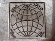 3d laser engraving producing stamps